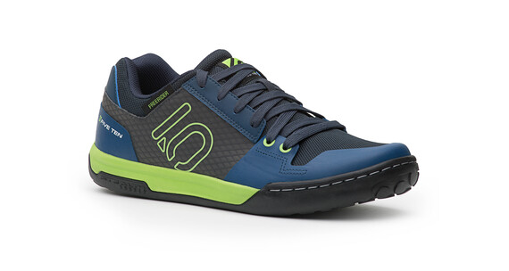 Five Ten Freerider Contact schoenen Heren groen/blauw
